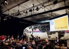 Rússia pede nova investigação sobre queda de avião na Ucrânia (Foto: Emmanuel Dunand/AFP)