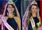 Miss Mundo Rondônia 2016 teve confusão na coroação à la Miss Universo (Foto: Reprodução)