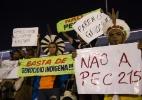 Dilma é vaiada na abertura dos Jogos Mundiais dos Povos Indígenas