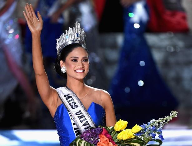 Após erro no anúncio, a filipina Pia Alonzo foi coroada Miss Universo 2015