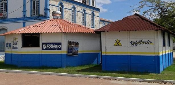 Escola feita em 20 dias vai substituir unidades de taipa no interior do MA