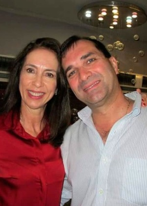 A obstetra Leânia Garcia Telles, 57, e o cardiologista Paulo César de Carvalho Telles, 57, caíram de costas da varanda da pousada