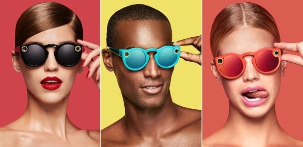Spectacles, novo óculos do Snapchat com câmera na armação