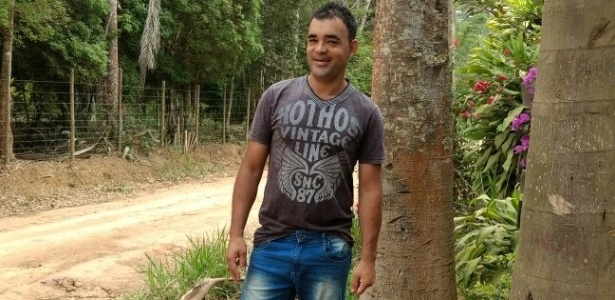 O mineiro Renato Soares de Araújo, 32, é um dos 19 desaparecidos
