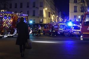 Mais de cem mortos em casa de show em Paris