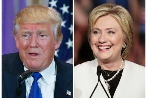 Ambos candidatos estão quase garantidos na disputa à Casa Branca pelo partido Republicano e pelo Democrata, respectivamente