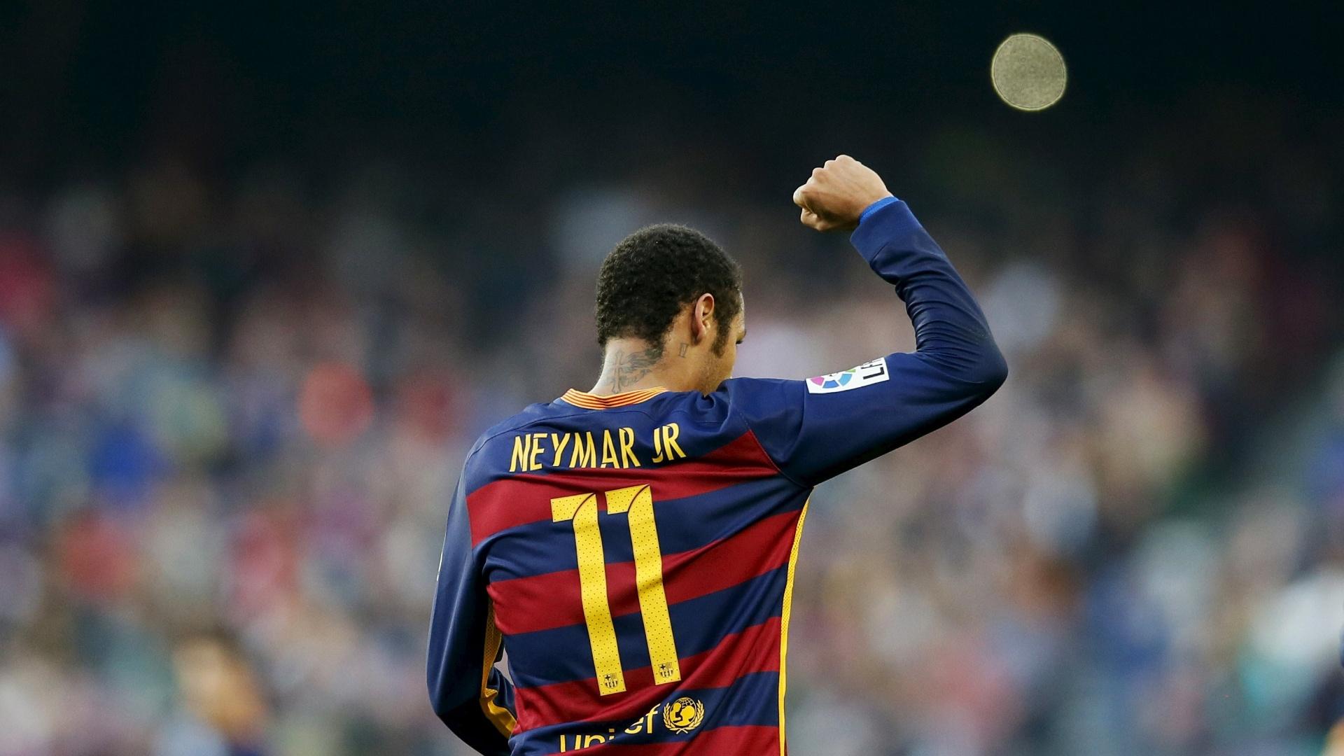 Neymar é finalista da Bola de Ouro ao lado de Messi e ...