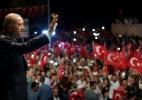 Tentativa de golpe na Turquia - Murat Cetinmuhurdar / Presidential Palace / Handout