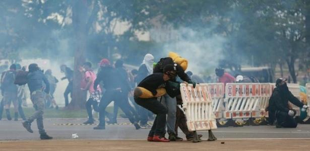 Divulgação/Polícia Militar do Distrito Federal
