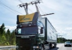 Como funciona a primeira estrada elétrica do mundo, inaugurada na Suécia - Divulgação