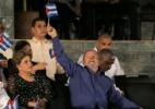 Lula e Dilma chegam a Cuba para homenagens a Fidel Castro (Foto: Carlos Barria/Reuters)