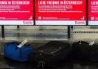 Mulher é detida em aeroporto transportando as entranhas do marido na bagagem (Foto: EPA)