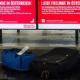 Mulher é detida em aeroporto transportando as entranhas do marido na bagagem - EPA