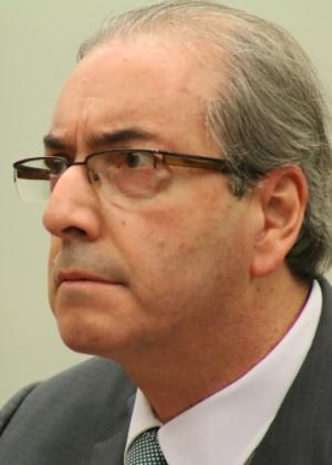 O deputado federal Eduardo Cunha