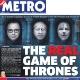 Intriga, traição e 'anarquia': Política britânica vive dias de 'Game of Thrones' após votação sobre UE - Metro/Reprodução