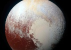Embora gelado, Plutão surpreende cientistas por topografia variada - Reuters/Nasa/JHUAPL