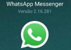 WhatsApp libera nova forma de convidar amigos para grupos (Foto: Reprodução)