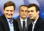 Freixo recebe apoio de partidos, mas Crivella conquista políticos de peso