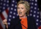 Juiz antecipa divulgação de e-mails de Hillary enviados de servidor pessoal (Foto: Justin Sullivan/Getty Images/AFP)