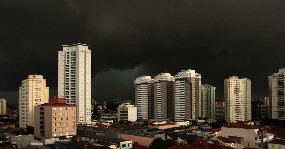 15.fev.2016 - A tarde virou