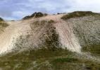 Sítio arqueológico com peças de 6 mil anos está ameaçado por casas em SC - Alexandro Demathé/Grupep Arqueologia/Unisul