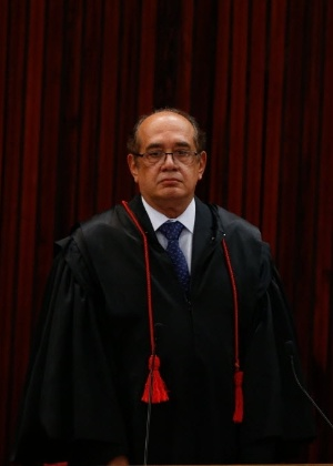 O presidente do TSE (Tribunal Superior Eleitoral), o ministro Gilmar Mendes