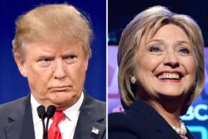 Equipes de Hillary e Trump já discutem quem ocupará os ministérios do próximo governo dos EUA (Foto: AFP - 14.jan.2016 e 4.fev.2016)