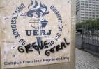 Uerj retoma as aulas; acadêmicos temem por futuro da instituição - José Lucena/Futura Press/Estadão Conteúdo