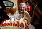 Como é a dieta da mulher mais velha do mundo, que acaba de completar 117 anos - Alessandro Garofalo/ Reuters