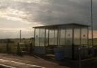 Estação de trem mais tranquila do Reino Unido teve um passageiro por mês (Foto: Nigel Sawtell/Alamy)