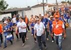Cidades paulistas participam de mutirão contra dengue - Luciano Claudino/Código 19/Agência Estado