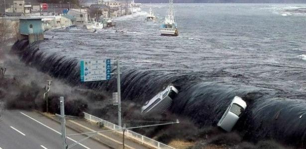 Os EUA pretendem ter um sistema de alerta de tsunamis parecido com o que está em testes no Japão atualmente