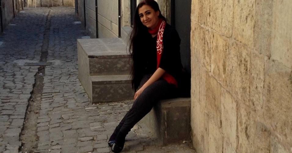 Zoya Bostan, ex-âncora de TV na Síria