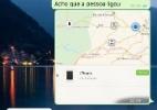 Estudante recupera iPhone duas horas após roubo com ajuda de localizador (Foto: Reprodução)