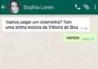 Para o bem ou para o mal, app simula WhatsApp e cria conversas falsas (Foto: Reprodução)