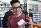 Primeiro dia de venda do iPhone 7 na China atrai multidões às lojas (Foto: Wu Lu/Xinhua)
