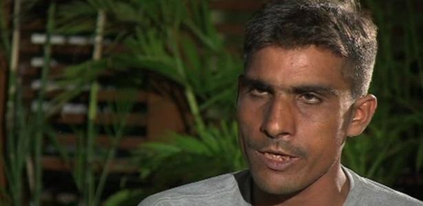 Sabir Masih diz que enforcar condenados é apenas um trabalho de tradição familiar