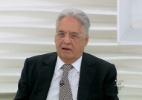 FHC grava vídeo pedindo voto para Matarazzo nas prévias tucanas de SP - Reprodução/TV Cultura