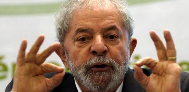 Lula foi denunciado pelo procurador-geral da República ao Supremo