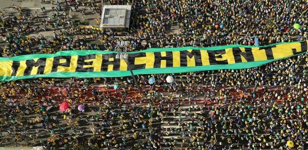 Organizadores programaram protestos contra o governo em mais de 400 municípios do país. A avenida Paulista (foto) deve concentrar lideranças políticas