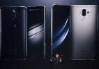 Huawei lança smartphone com câmera dupla e bateria que dura dois dias (Foto: Christof Stache/AFP)