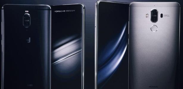Mate 9, lançamento da Huawei