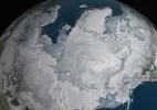 Ártico registra menor extensão de gelo durante o inverno da história