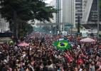 Domingo de manifestações contra Michel Temer - Júnior Lago/UOL