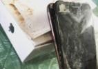 Usuário compra iPhone 7 e aparelho explode a caminho da entrega (Foto: Reprodução)