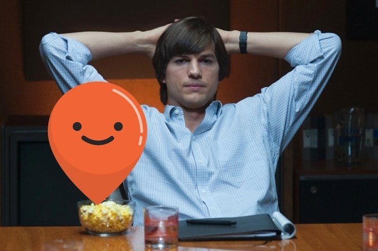 Empresa de Ashton Kutcher investe no app de transporte público Moovit