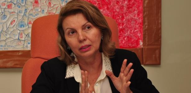 A reitora da Ufal (Universidade Federal de Alagoas), Valéria Correia