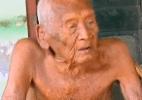 Indonésio que diz ter nascido em 1870, há 145 anos, só quer morrer (Foto: Reprodução)
