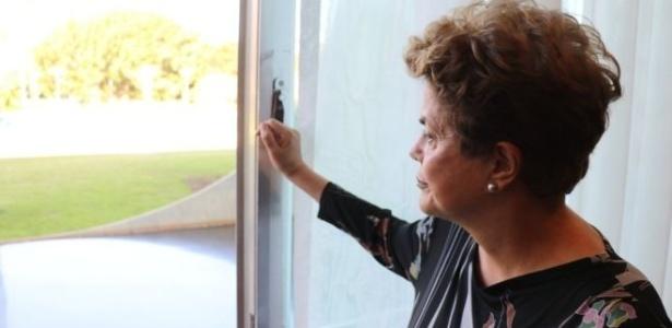 Dilma tenta convencer ao menos 27 dos 81 senadores a votar contra sua cassação