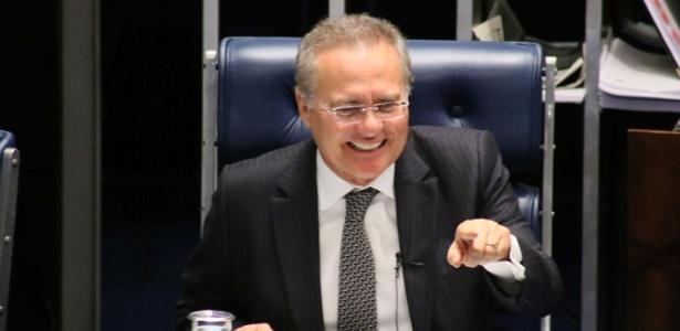 Maioria dos ministros defendeu que Renan fique na presidência do Senado, mas fora da linha de sucessão de Michel Temer